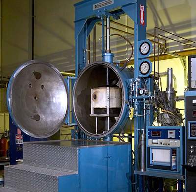 Compaction Sintering Furnace